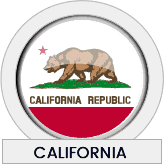 California state flag icon
