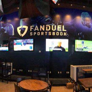 Fanduel sportsbook in NJ