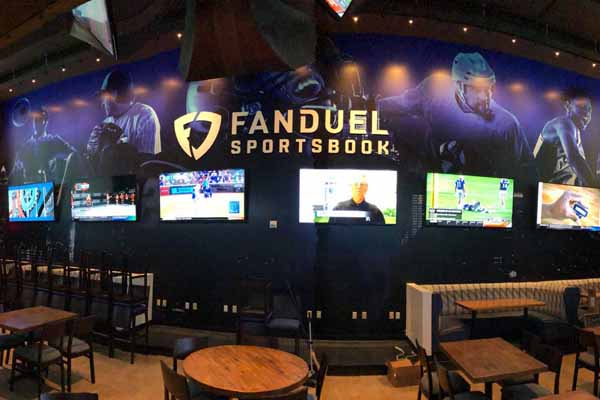 Fanduel sportsbook in NJ
