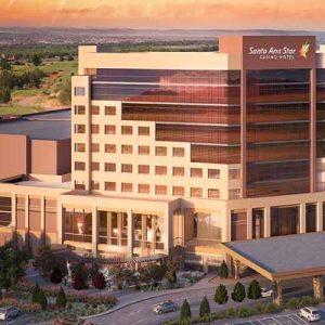Santa Ana Star Casino Hotel in New Mexico