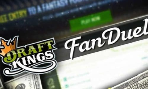 Fanduel - Draftkings logos