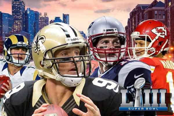 Potential Super Bowl 53 Quarterbacks