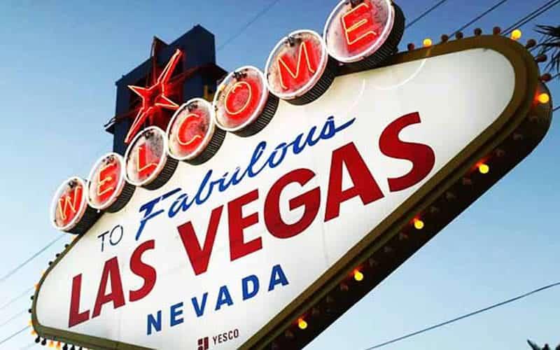 Nevada's iconic sign