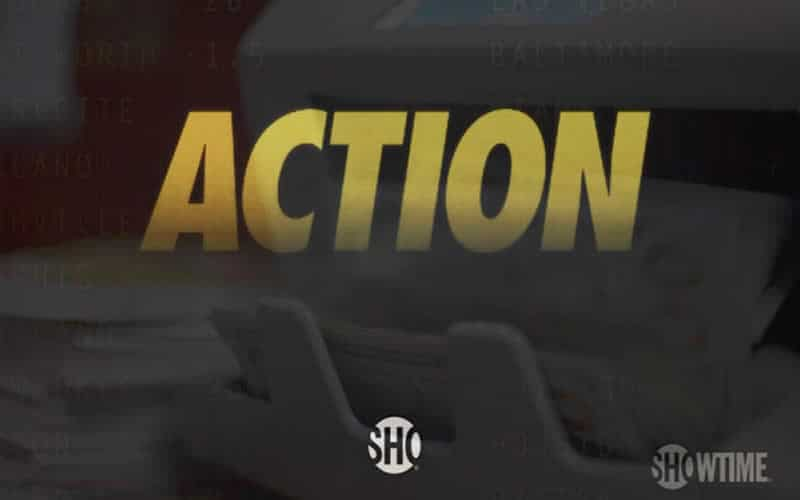 Action TV Series On Showtime