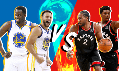 Warriors Raptors
