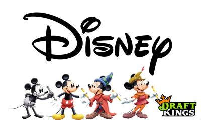Disney draws DraftKings