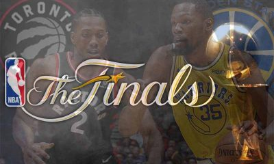 Finals GS vs Toronto