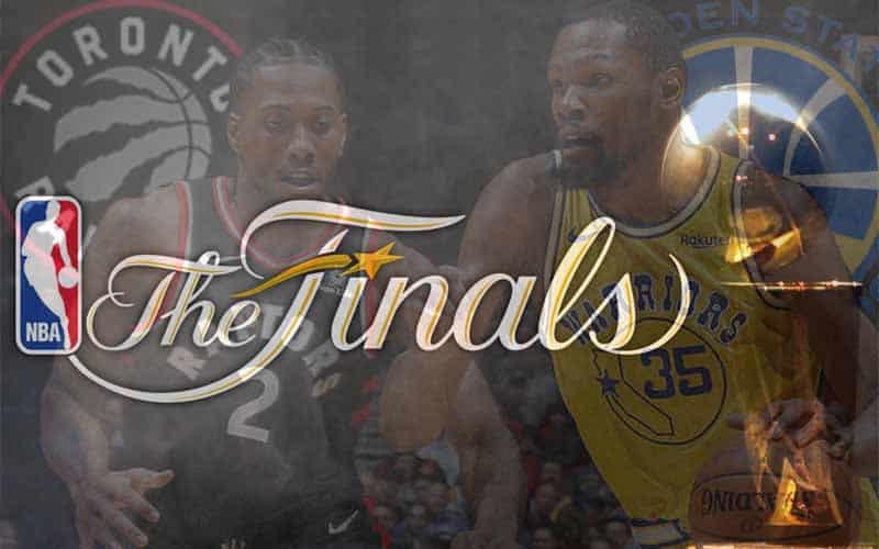 Finals GS vs Toronto