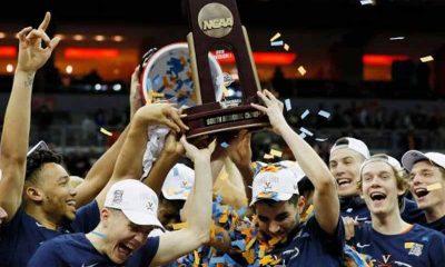 Virginia NCAA championship