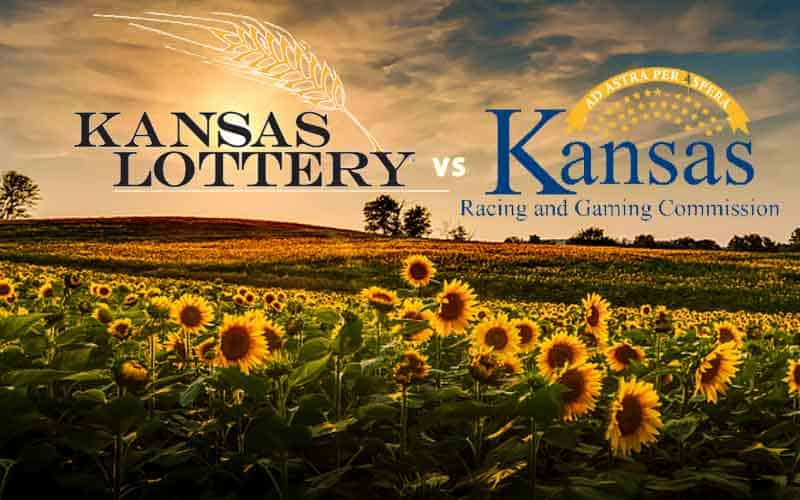 Kansas Racing Commission vs Kansas Lottery