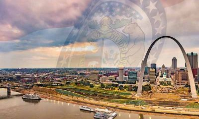 St Louis state flag