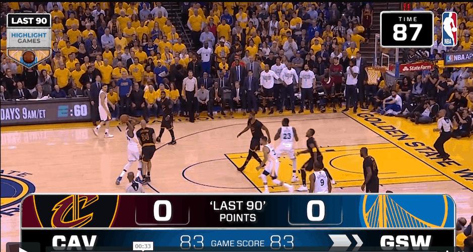 NBA Last 90