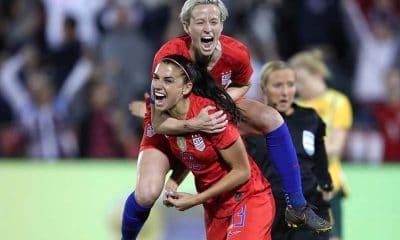 Team USA Women Soccer