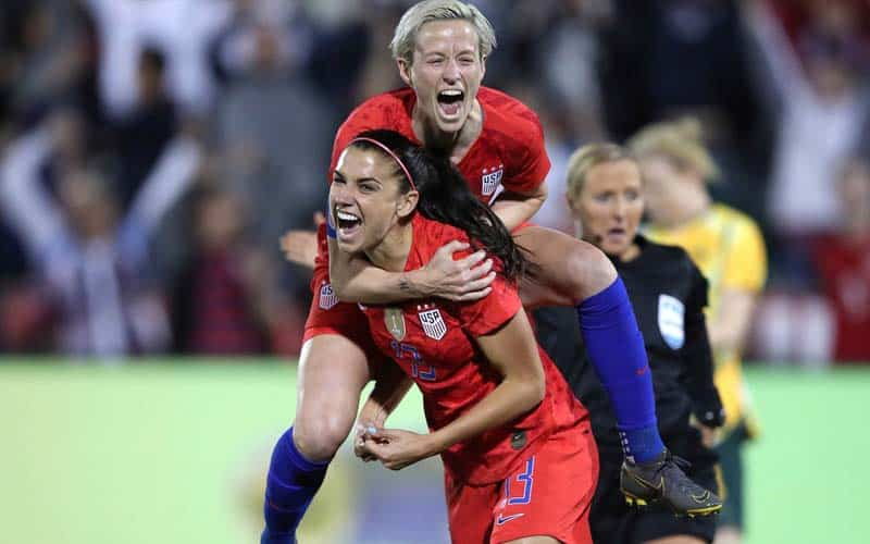 Team USA Women Soccer