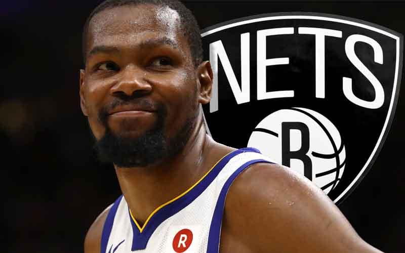 Brooklyn Nets Score KD