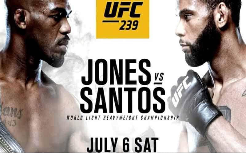 Jones Santos promo