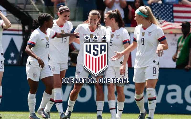 Team USA 2019 World Cup Finalist