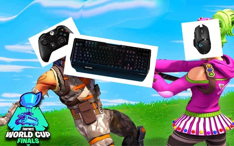 Keyboard and mouse vs controller