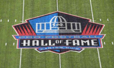 2019 NFL Hall of Fame Game logo