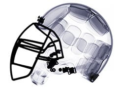 Helmet scan