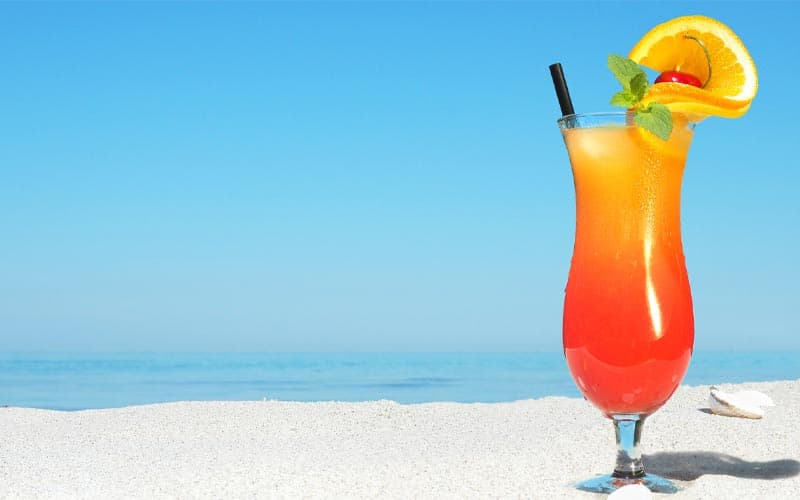 sex on the beach drink