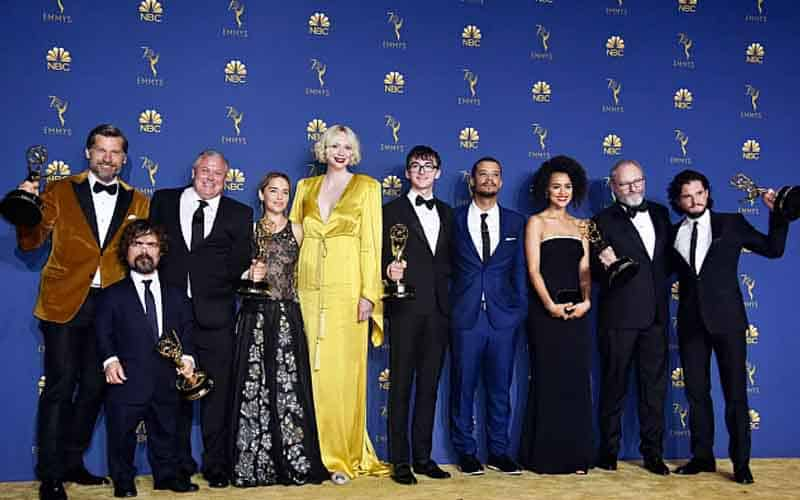 game of thrones emmys