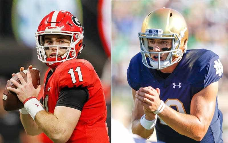 jake fromm ian book college football