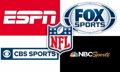 NFL TV Network logos