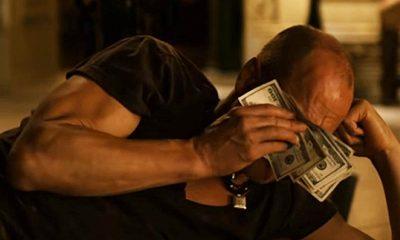 woody money crying