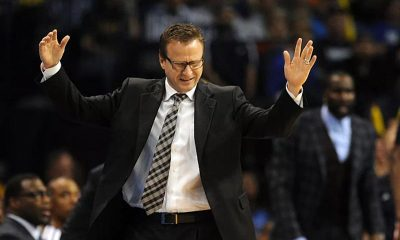scott brooks first coach to be fired