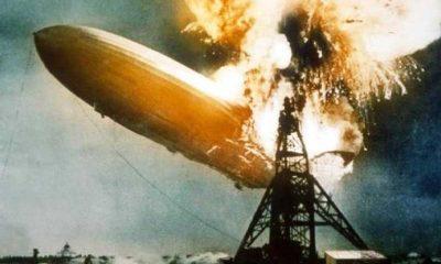 hindenburg zeppelin