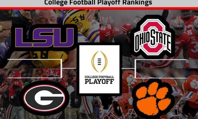 college football playoff poll championship odds