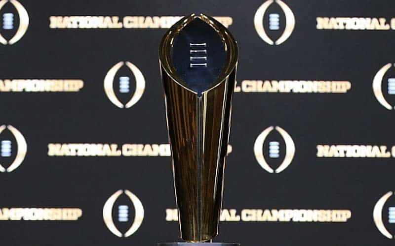 college football playoff poll ranking