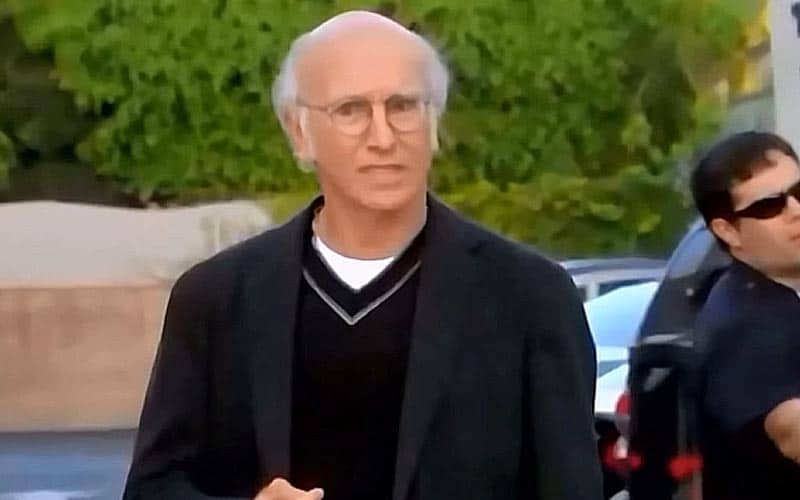 Larry David unsure