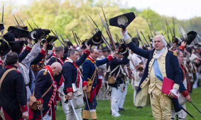 american revolution soldiers