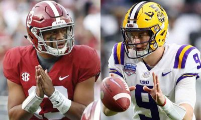 alabama crimson tide lsu tigers top 25 game