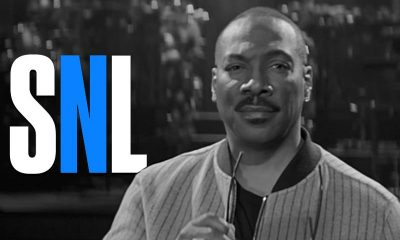 Eddie Murphy return SNL