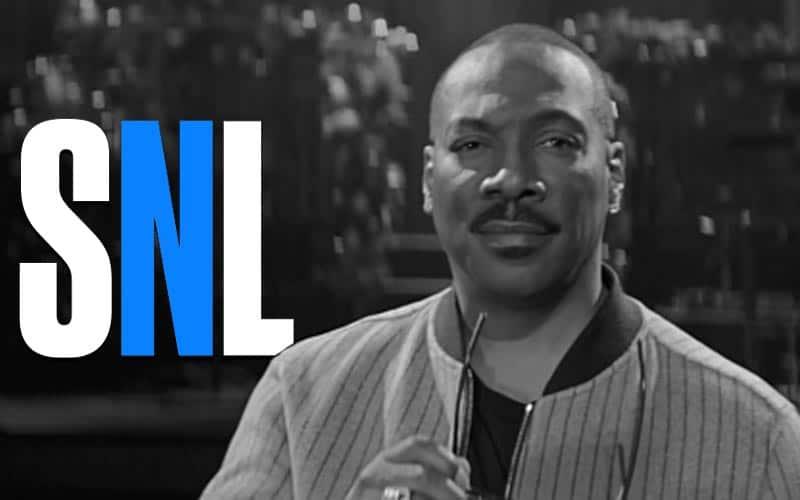 Eddie Murphy return SNL