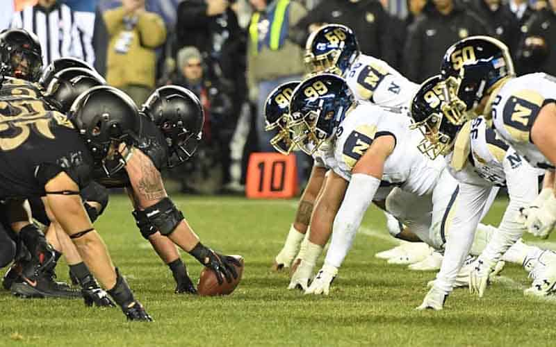 army navy america's game