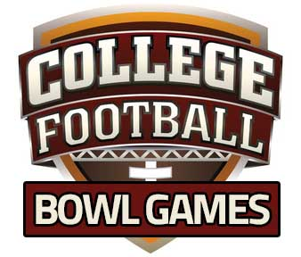College bowl game betting lines 2021