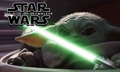 baby yoda star wars rise of skywalker
