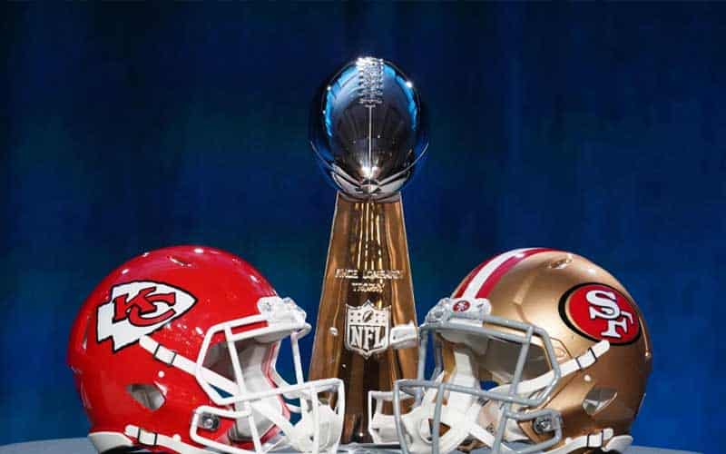 Super Bowl 2020 chiefs 49ers