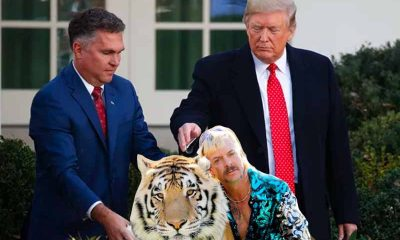 President Trump pardon Tiger King