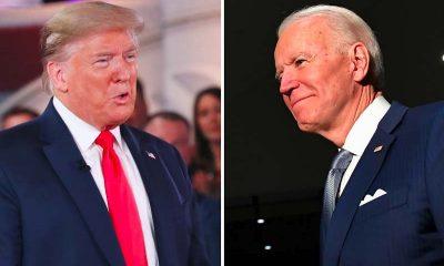 Trump Biden Odds