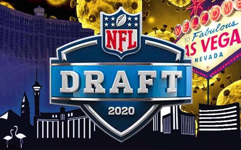2020 nfl draft odds coronavirus