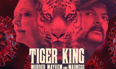 Tiger King Movie Betting Odds