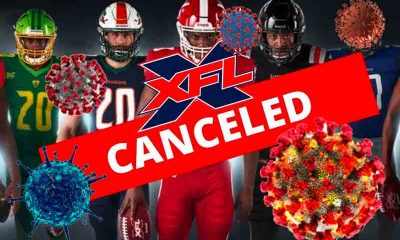 XFL Odds 2021 Canceled