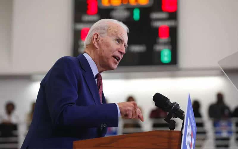 Joe Biden 2020 presidential election odds, denies Tara Reade allegations