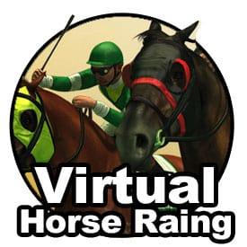 Virtual Horse Racing Icon