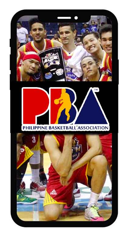 PBA Mobile Betting